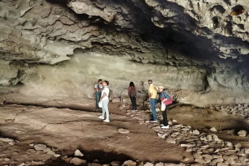Show item 4 of 7. caves