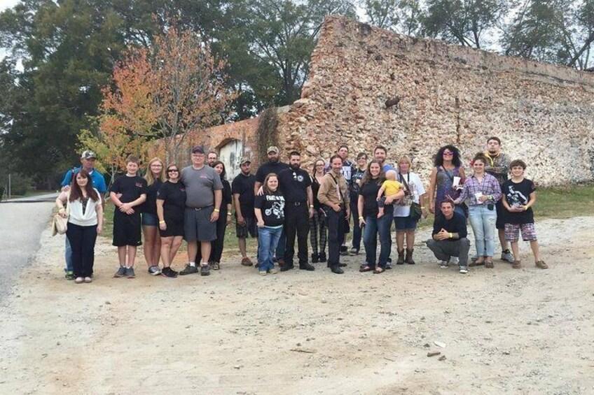 The Touring Dead Walking Tour
