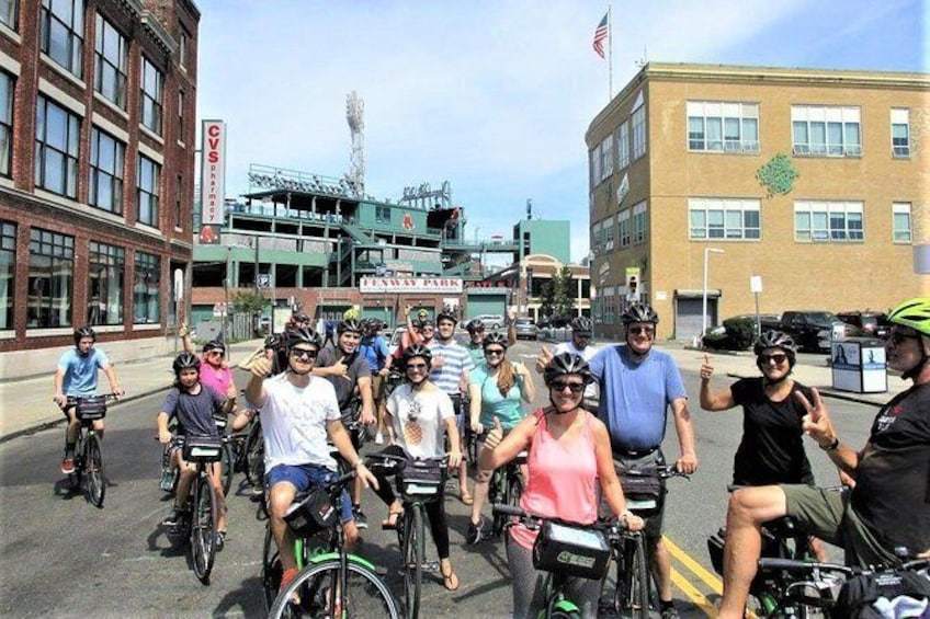 Boston City View Bicycle Tour: See Fenway Park, North End, Back Bay, and More