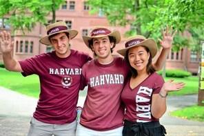 Harvard University Campus Guided Walking Tour
