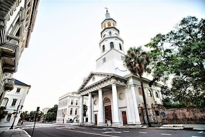 Charleston See-It-All Sightseeing Bus Tour