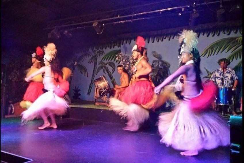 Show item 6 of 6. Skip the Line: Polynesian Fire Luau and Dinner Show Ticket in Myrtle Beach