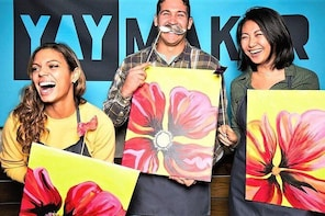The Original Paint Nite Plymouth by Yaymaker