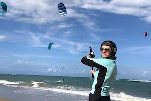 Entry Level Kite Surfing Lesson