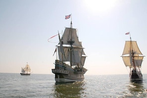 Skip the Line: Jamestown Settlement and American Revolution Museum 7 Day Ti...