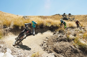 Cardrona Mountain Biking Lift Pass & Rental Package
