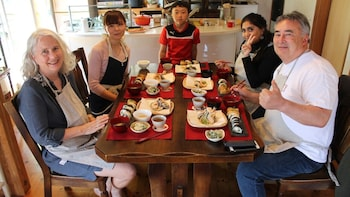 Local Miyazaki Cuisine & Visit to a Historical Shrine