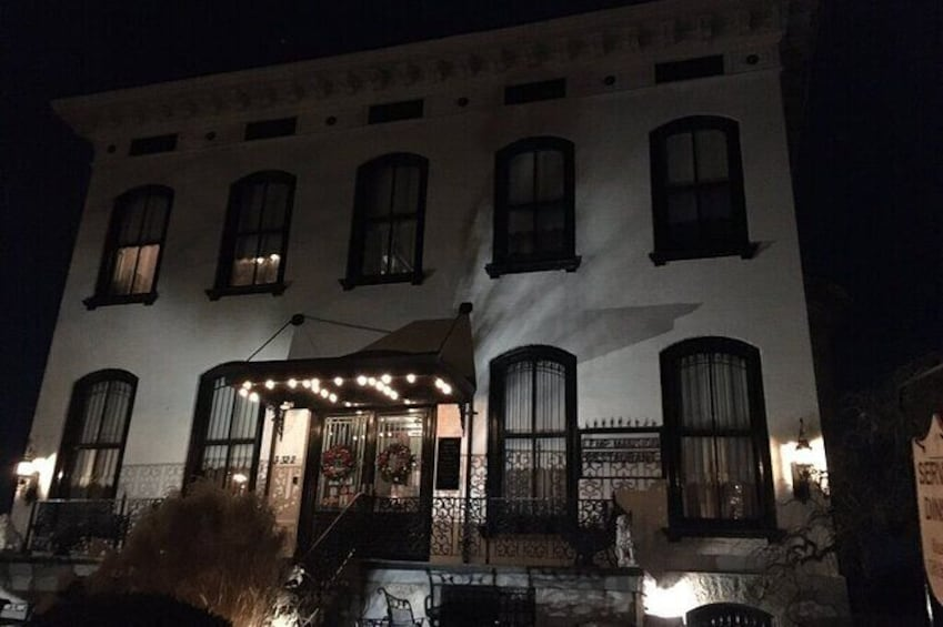 Show item 3 of 8. Shared 1 Hour and 30 Minutes Lemp Haunted Neighborhood Walking Tour