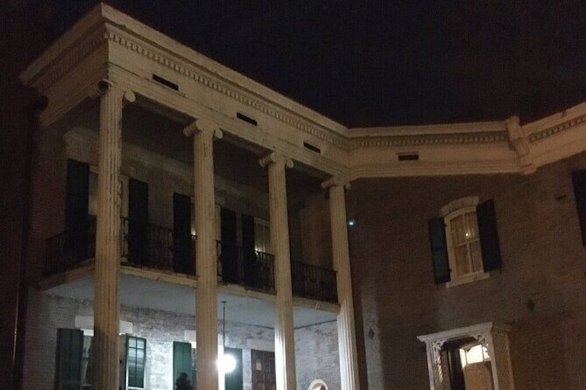 Show item 5 of 8. Shared 1 Hour and 30 Minutes Lemp Haunted Neighborhood Walking Tour
