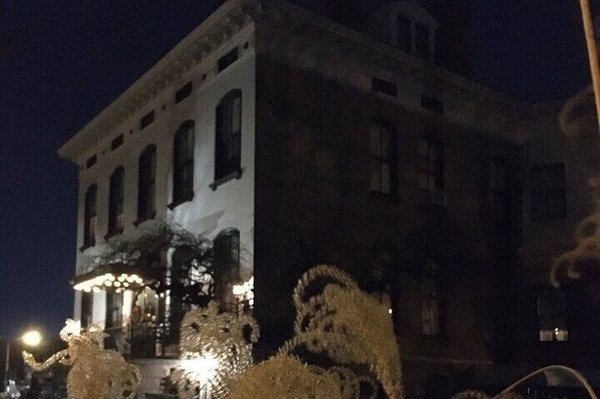Show item 3 of 9. Shared 1 Hour and 30 Minutes Lemp Haunted Neighborhood Walking Tour