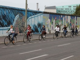 Show item 2 of 3. Berlin Highlights Guided Bike Tour