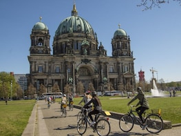 Show item 3 of 3. Berlin Highlights Guided Bike Tour