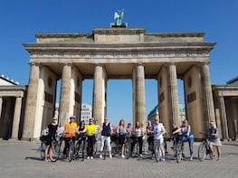 Show item 1 of 3. Berlin Highlights Guided Bike Tour