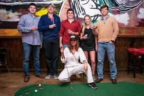 Bar Golf Pub Crawl