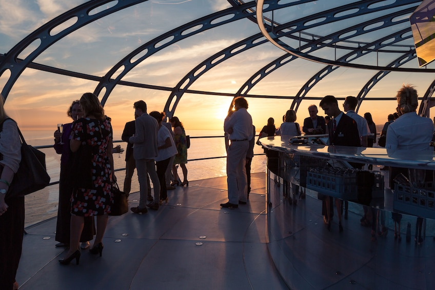 Show item 4 of 10. British Airways i360