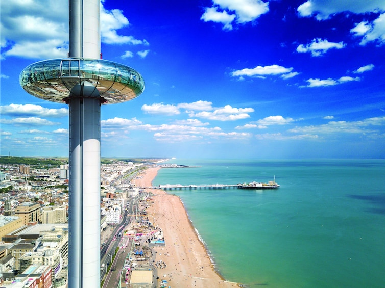 Show item 1 of 10. British Airways i360