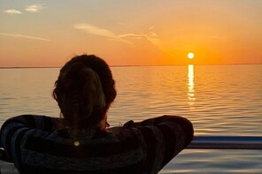 Sunset Cruise on the Florida Bay