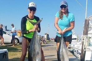 Full-Day Offshore Fishing Charter - Tuna, Wahoo, Dolphin, Billfish
