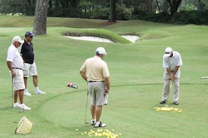 Morning Full Swing Golf Clinic