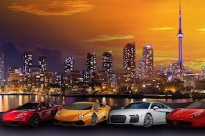 6 HR VIP Supercar Experience including Lunch
