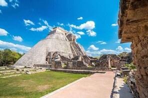 Yucatan Express - The most famous Mayan Sites of Yucatan Peninsula (Private...