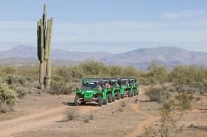 Desert Off Road Tours in Scottsdale