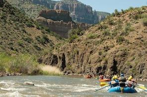 Classic Salt River Raft Trip