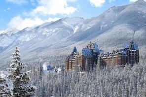 Banff Food Tour: Eat the Castle