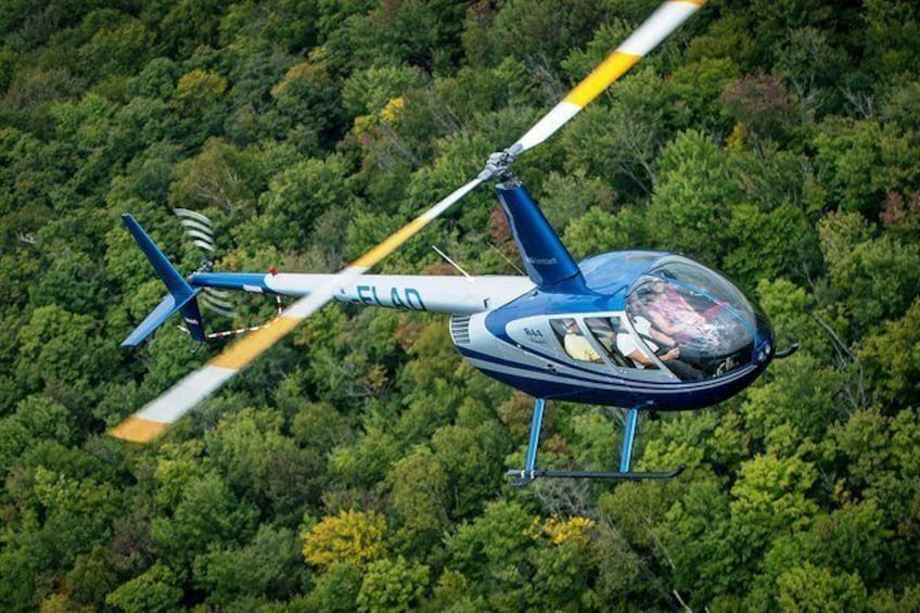 Show item 2 of 4. Mont-Tremblant Helicopter Tours