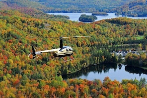 Mont-Tremblant Helicopter Tours