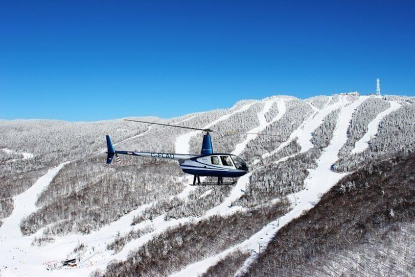 Show item 3 of 4. Mont-Tremblant Helicopter Tours