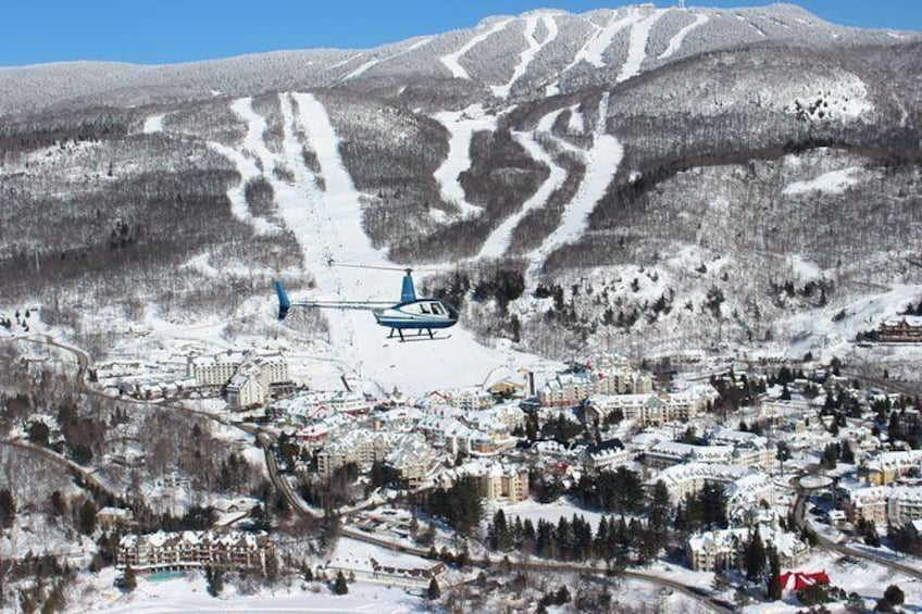 Show item 4 of 4. Mont-Tremblant Helicopter Tours