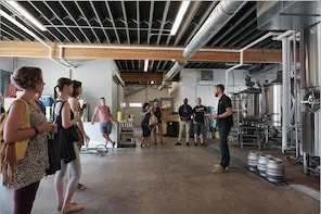 Situation Brewery Tour & Samples
