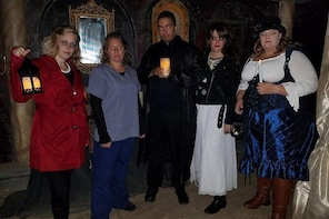 Sale Lake City Haunted Old Town Tour