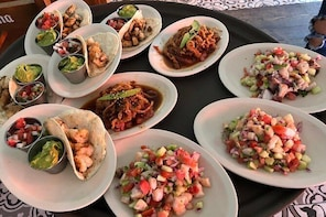 Tacos and Food Tour of Puerto Vallarta's Local Districts