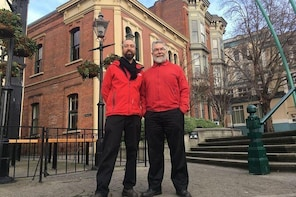 Historical Victoria Walking Tour