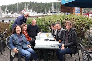 Private Group Day Trip to Salt Spring Island