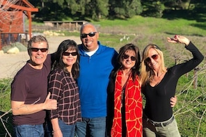 Paso Robles Wine Tour (We Drive Your Vehicle)