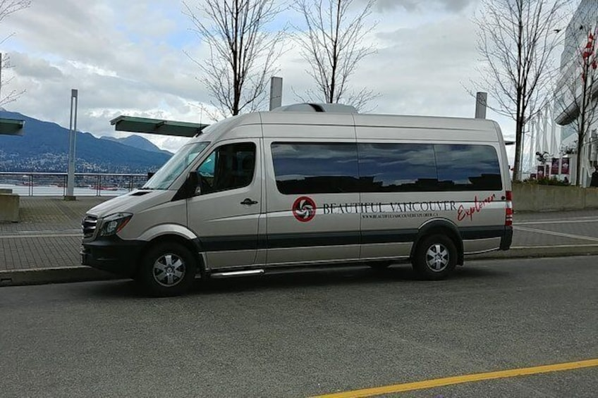 Show item 9 of 9. Vancouver Whistler Private Transfer