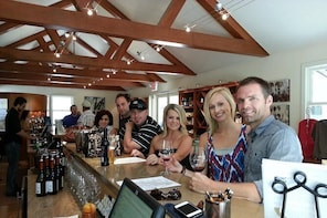 Paso Robles Wine Adventure with pickup from Morro Bay, CA