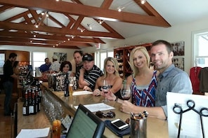 Paso Robles Wine Adventure with pickup from San Luis Obispo, CA