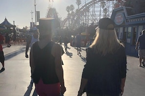 Ghostly Spook tours. Santa Cruz Afoot