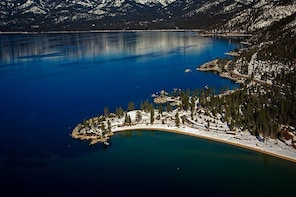 Tahoe's Sand Harbour Helicopter Tour