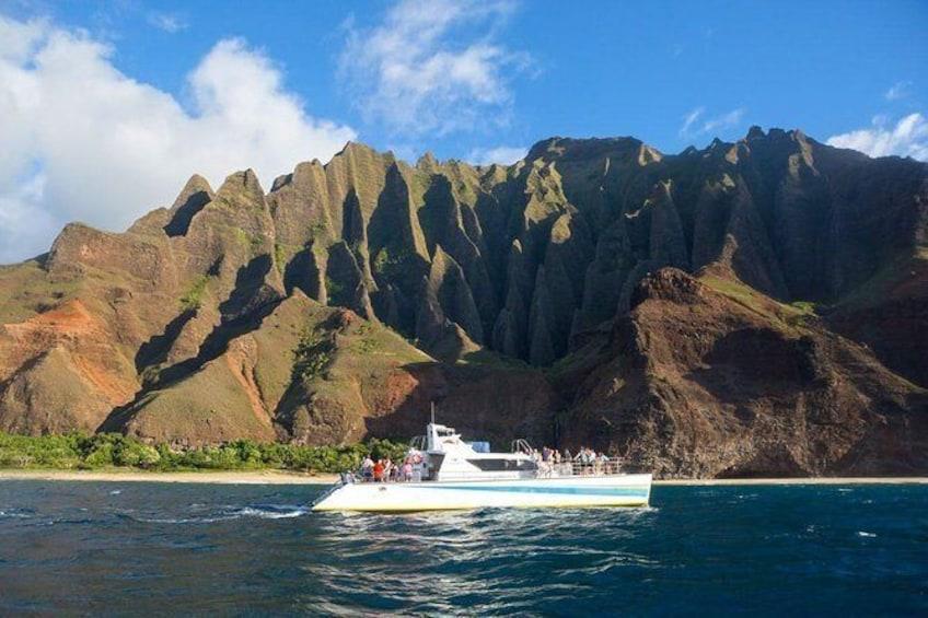 Ni Ihau And Na Pali Coast Super Snorkel Cruise