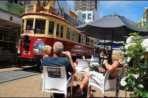 Christchurch Hop-On Hop-Off Tram