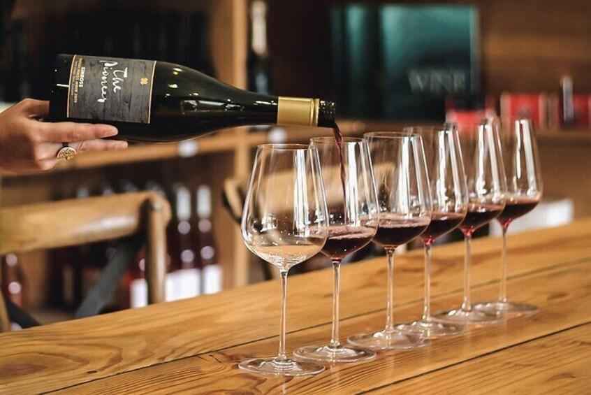 Taste Central Otago's star grape; Pinot Noir
