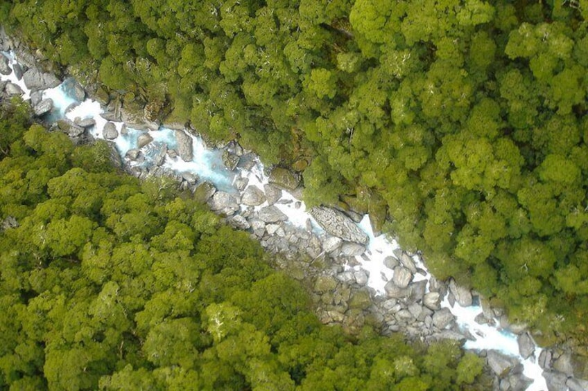 Show item 3 of 8. Magical views from above Siberia Experience scenic flight