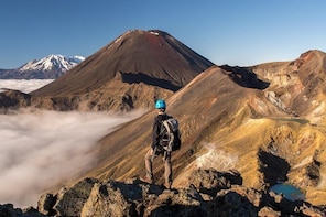 Premium Tongariro Alpine Crossing Guided Trek