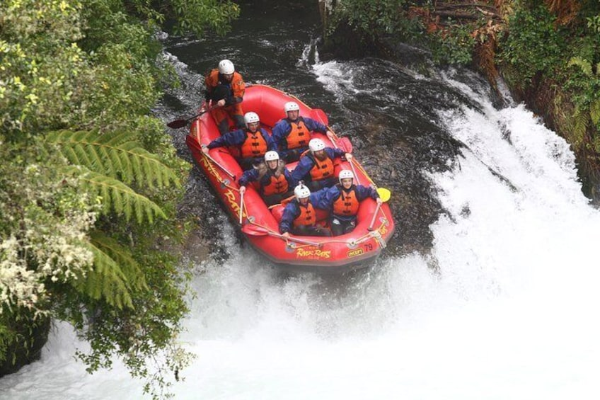 Kaituna River - Powerhouse Drop