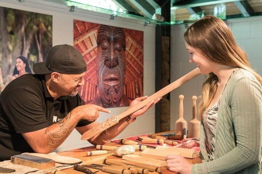 Carving Studio